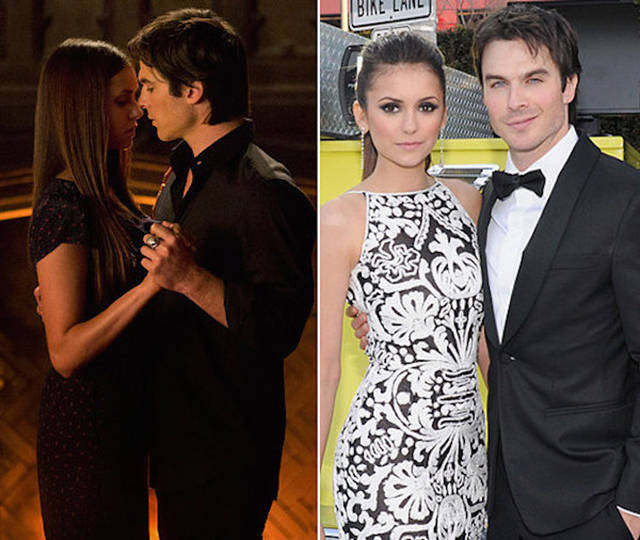 Onscreen Couples Who Became Real Life Lovers