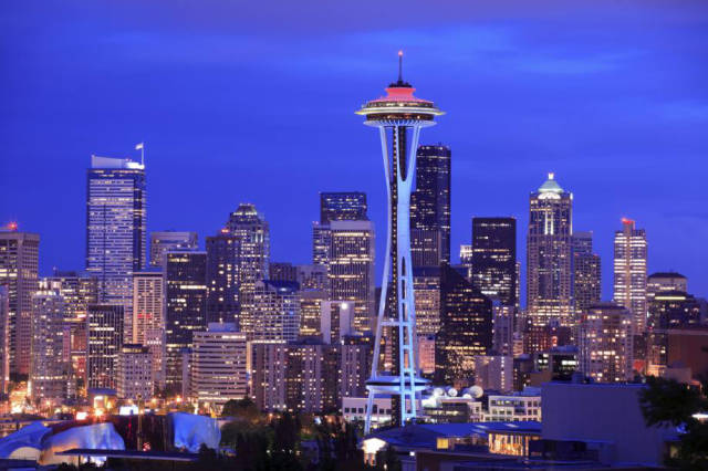 """US Cities That Are Rated as """"The Most Handsome"""" Places to Live"""