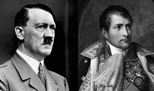 A Few Really Uncanny Coincidences throughout History