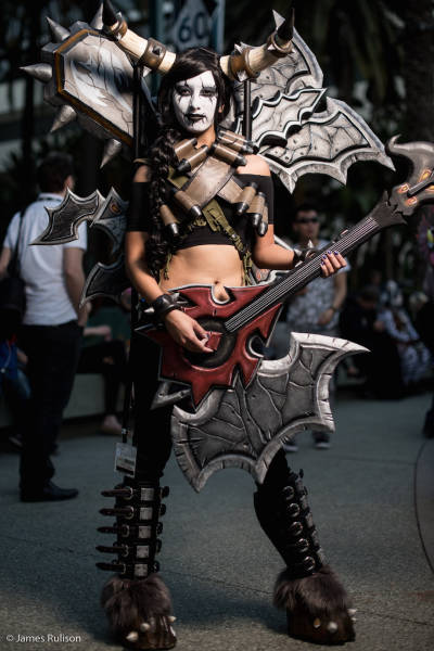 Awesome Cosplay from the BlizzCon 2015