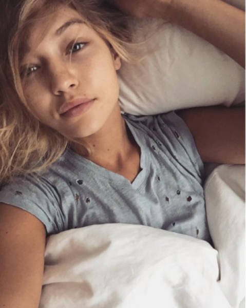 Do Victoria's Secret Models Look Average Without Makeup?