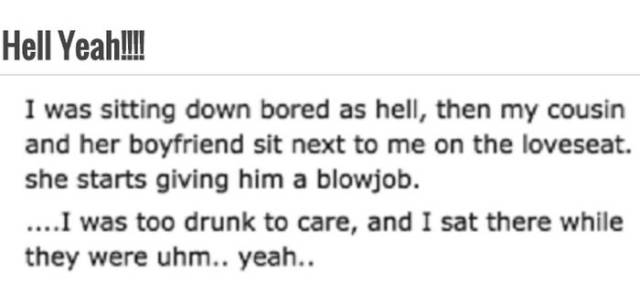 People Share Some of the Weirdest Things They Have Ever Witnessed at Parties