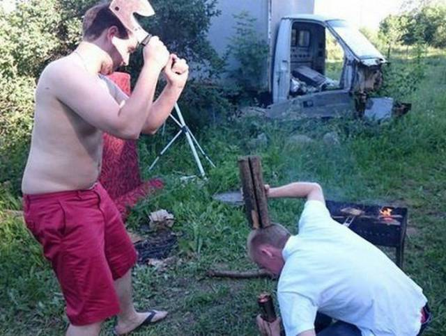 Men Do the Stupidest Sh#t!