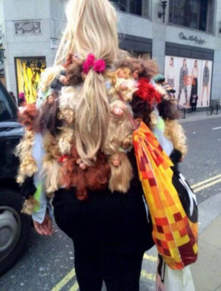 Fall Fashion Fails That Are Almost Too Shocking for Words