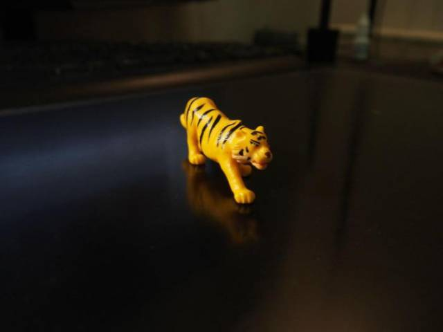 Tiger Toy Gets a More Realistic Makeover