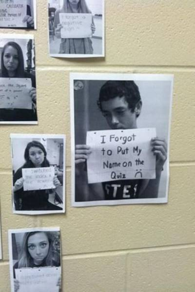Students Try to Get the Better of Their Teachers but These Teachers Fight Back