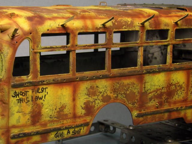 This Is the Bus That You Need to Own in a Zombie Apocalypse