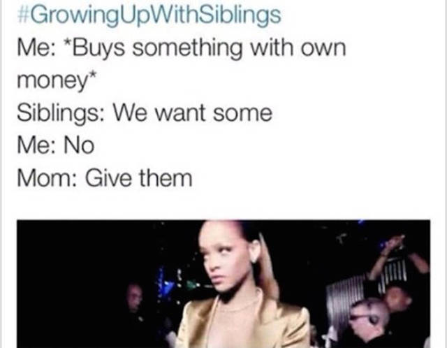 Only People with Siblings Will Understand These Particular Problems