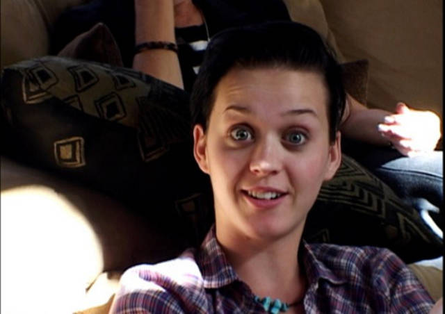 Proof That Katy Perry Still Looks Cute without Makeup