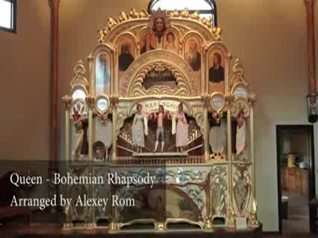 This Is What Bohemian Rhapsody Sounds Like on a Century Old Organ