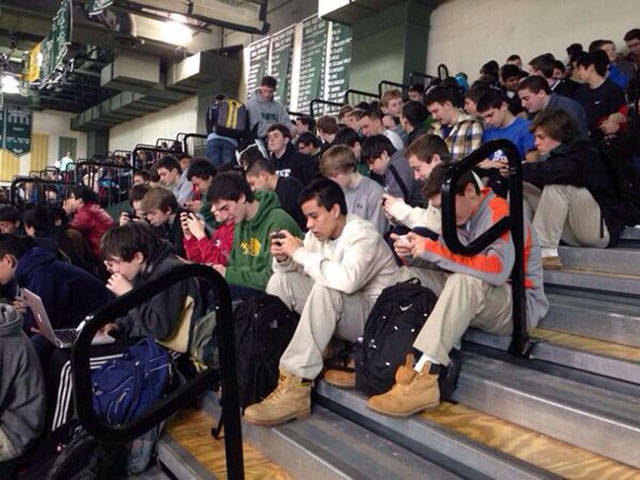 Cellphones are the True Addiction of Modern Times