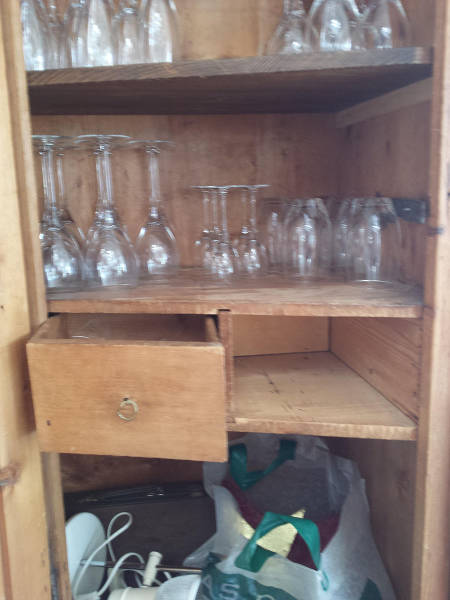 This Old Cabinet Contained an Incredible Surprise