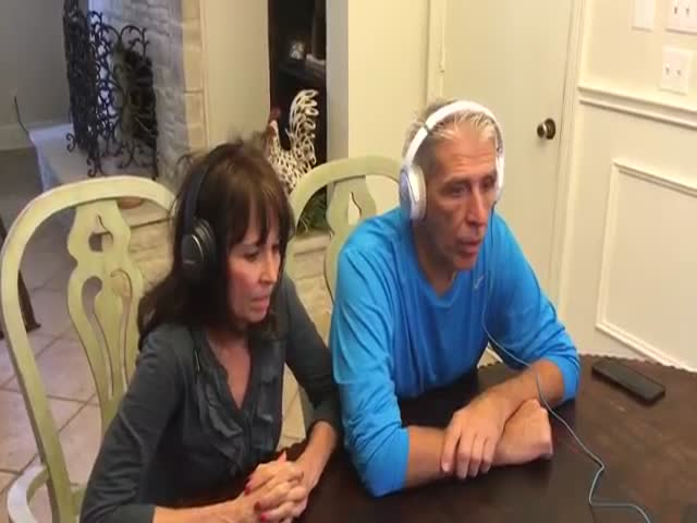 Man Gets a Massive Fright When He Learns He Is Going to be a Grandpa During a Family Game Night