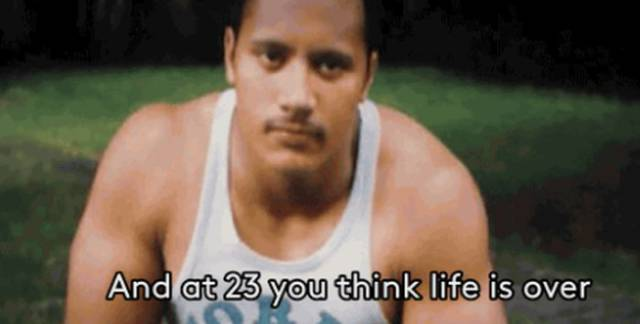 """""""The Rock"""" Is Using His Own Experience with Depression to Motivate Others"""