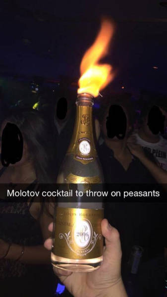 Rich Kids Never Miss an Opportunity to Brag about Their Wealth on Snapchat