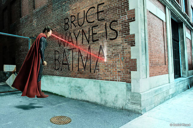 A Fun Imagining of What Superheroes And Villains Really Do in Their Spare Time
