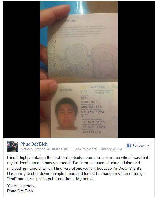 Facebook Finds This Man's Name So Offensive That He Keeps Getting Banned