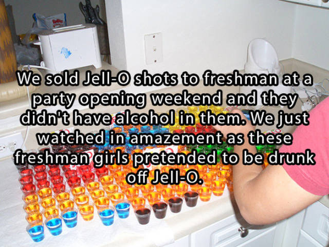 Some of the Wildest Things That Have Actually Happened at College Parties