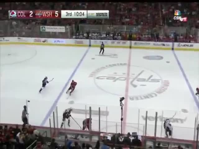 Where'd the Puck Go Guys?
