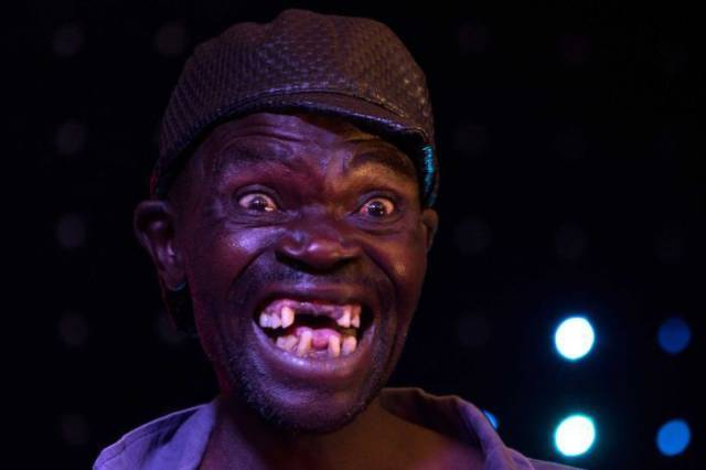 The World's Ugliest Man of 2015