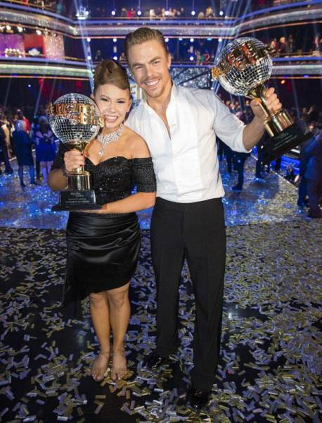 "Bindi Irwin Dances Her Way to the Top and Takes the Final Trophy on ""Dancing with the Stars"""