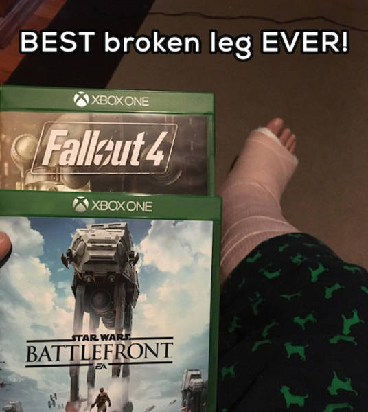Pics That Gamers Will Find Totally Funny
