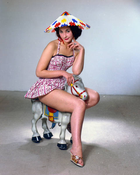 Weird Modelling Photos from the 1960s