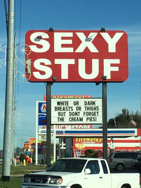 A Little Below-the-belt Humor That Dirty Minds Will Find Amusing