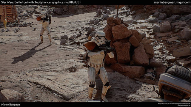 "This Hyper Realistic ""Star Wars"" Battlefront Mod Is Beyond Amazing"