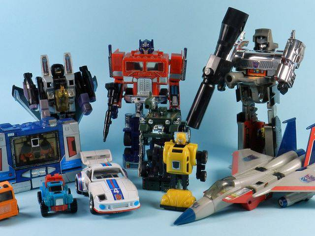 A Round Up of the Most Awesome Toys Made Every Year Since 1980