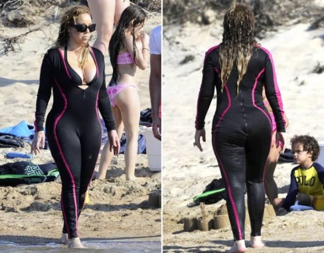 Stars Who Were Not Rocking Bikini Bodies at All This Year