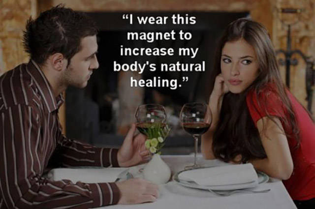 Things You Should Absolutely Not Say on a First Date