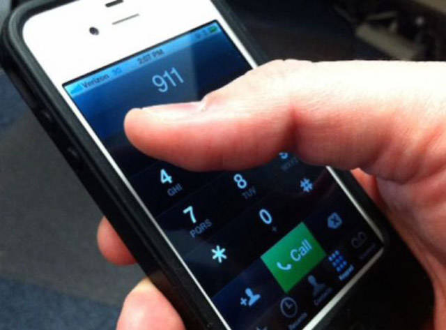 Wrong Number Call Lands Couple in Police Custody