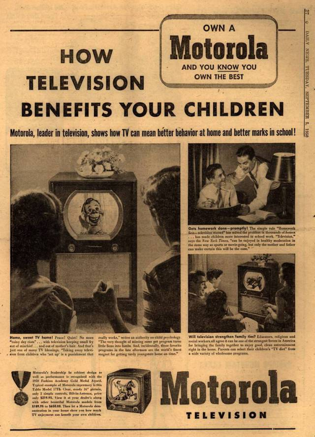 Adverts That Would Be Massively Controversial in Modern Day Times