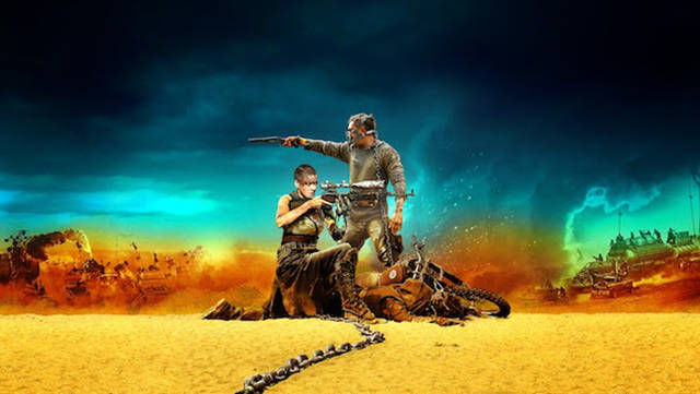 "Some Random Interesting Bits of Info about ""Mad Max: Fury Road"""