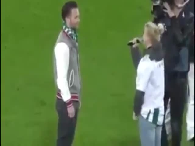 Marriage Proposal at The Stadium: What a Fail!