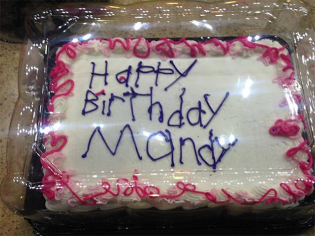 A Sweet Birthday Cake Story That Shows That A Little Kindness Really