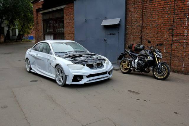 This Modified BMW Is an Absolute Beast