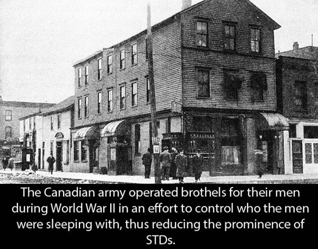 Historic Facts That Are A Little Below the Belt