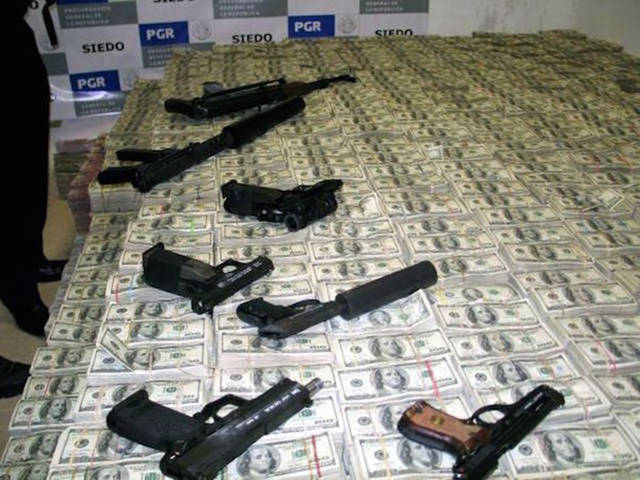This Is What $23 Billion of Drug Money Really Looks Like