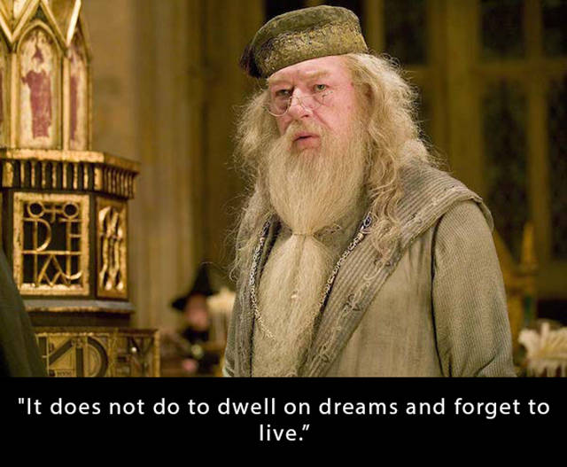 Wise Words from Memorable TV and Movie Characters