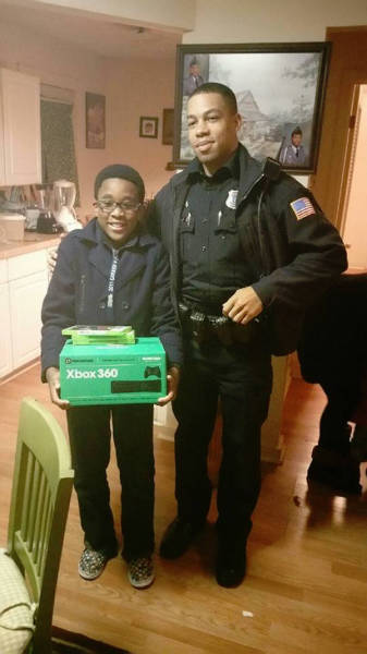 Young Boy's Xbox Gets Stolen and Police React in a Big Way