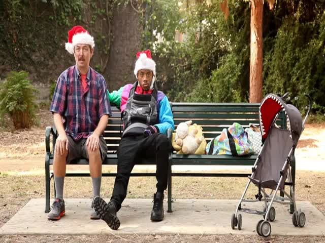 "Dadholes Deliver the Most Inappropriate ""Merry Christmas"" Ever"