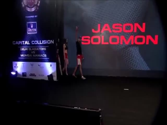MMA 9 Second Knockout