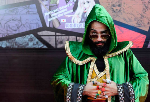 Inside Event Photos from India's Own 2015 Comic Con Held in New Delhi