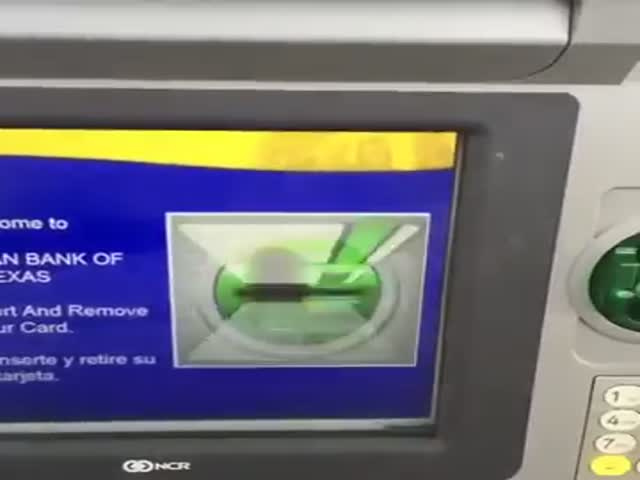 This ATM Machine Is Programmed with Some Very Weird Instructions