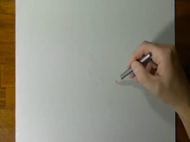 This 3D Scissor Drawing Looks Exactly Like the Real Thing