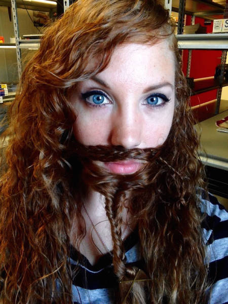 Ladybeards are the Worst Trend Yet