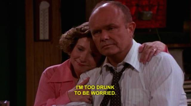 """Red Foreman from """"That 70s Show"""" Was One Wise Man"""