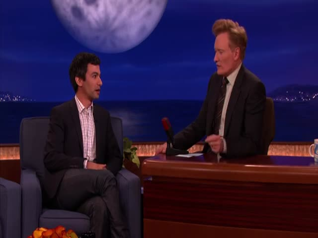 Instagram Pics With 'Accidental' Nudity Makes Conan Laugh Hard